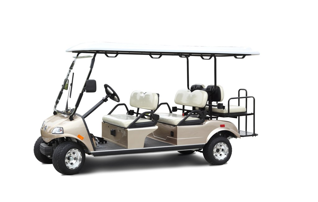 HDK Electric Shuttles 4 and 6 Passenger from $7295