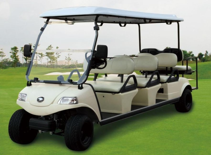 HDK Electric Shuttles 6 and 8 Passenger from $7995
